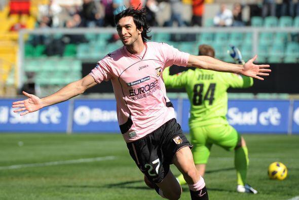 El presidente del Palermo tasó al argentino Javier Pastore en 60 millone...