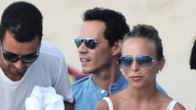 Marc Anthony y Chloe Green DL