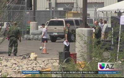 Diputados centroamericanos en la frontera