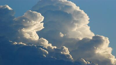 Programa piloto de siembra de nubes para provocar lluvia