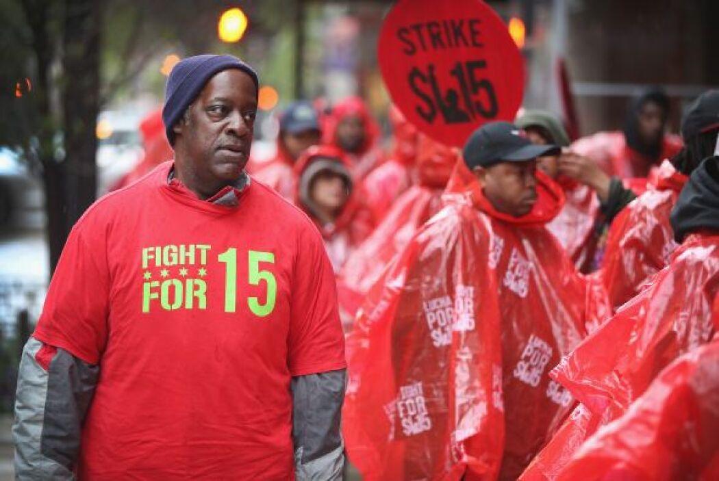 Una de sus peticiones es la libertad de formar sindicatos, sin temer rep...