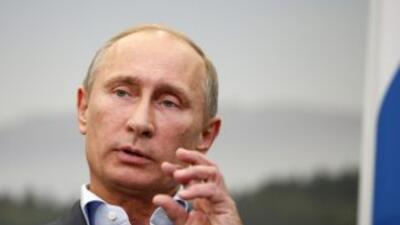 El presidente ruso, Vladímir Putin, afirmó que Moscú no descarta aceptar...