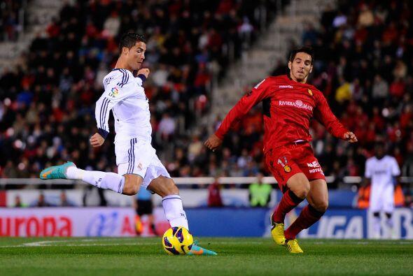 El lusitano no para de marcar tantos con Real Madrid. esta vez su víctim...