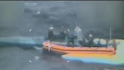"""Submarino """"invisible"""" es incautado con 12 mil libras de cocaína"""