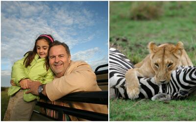 Mi Mundo con Mia: Los encuentros salvajes de Raúl y Mia en Sudáfrica