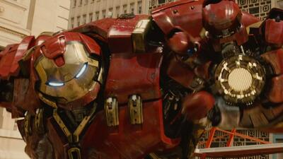 Trailer final de 'Avengers: Age of Ultron'