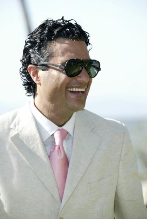 Camil se graduó en la Universidad Anáhuac.