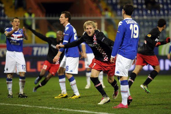 Toivonen volvió a marcar justo en el último minuto para lograr la clasif...