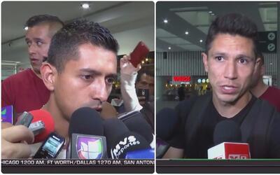 Jesús Molina y Elías Hernández, ilusionados por ser llamados al Tri