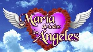 María de todos los ángeles logo