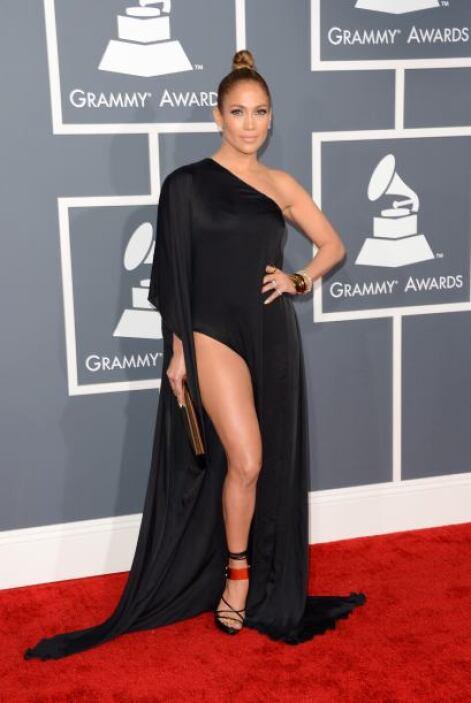 Jennifer Lopez volvió a hacer de las suyas como en el 2000, pero en esta...