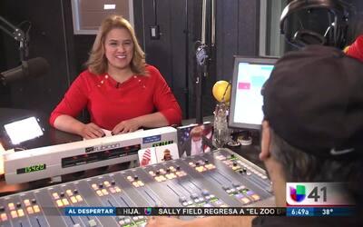 Luis Jiménez regresa a la radio matutina de Nueva York por la X963FM.