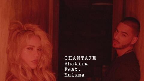 Shakira y Maluma dueto