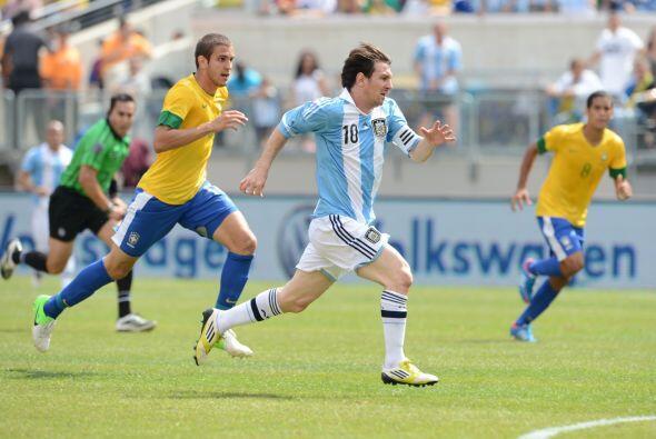 No hay que dejar de lado lo que representa para todo argentino vencer a...
