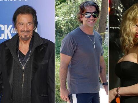 Estas son las celebridades que cumplen años durante esta semana y la rel...