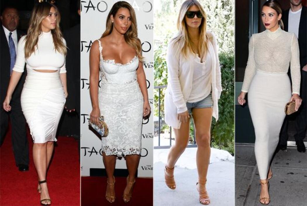 Estas fueron sus prendas antes de convertirse en la mujer de West.