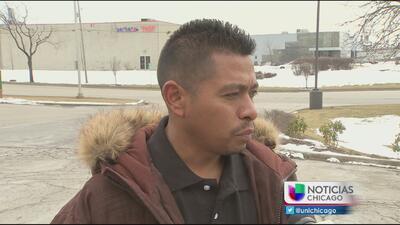 Padre de menores asesinados en Gage Park regresa a México