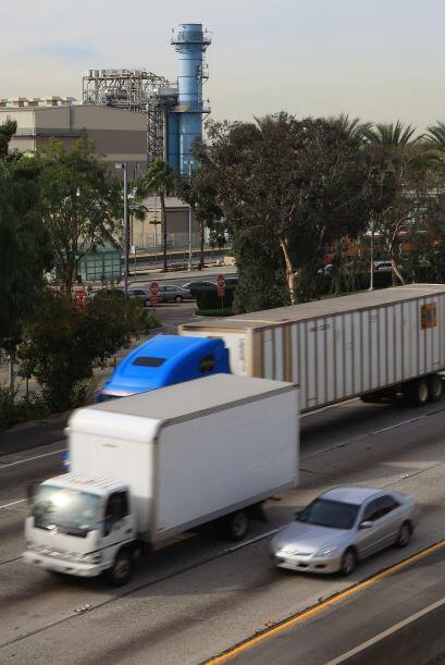 Cuidado con los camiones: Recuerda que los camiones tienen muchos puntos...