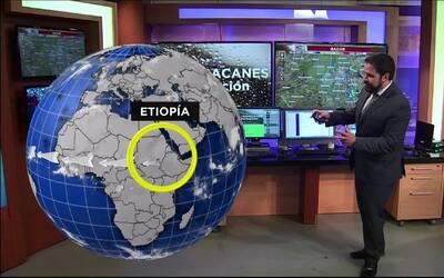 El tiempo: así nacen los huracanes