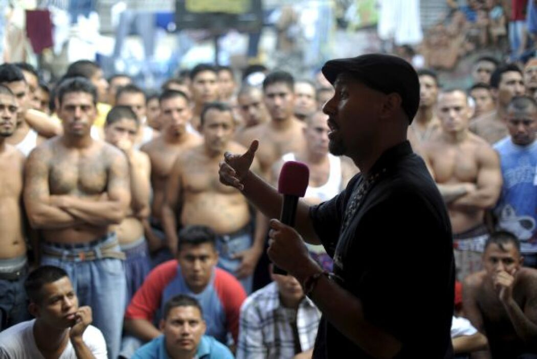 """Los mediadores de la """"tregua"""" entre las pandillas de El Salvador propusi..."""