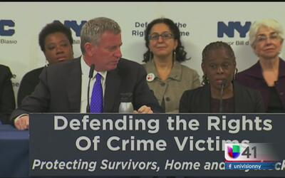 Protección para víctimas de violencia