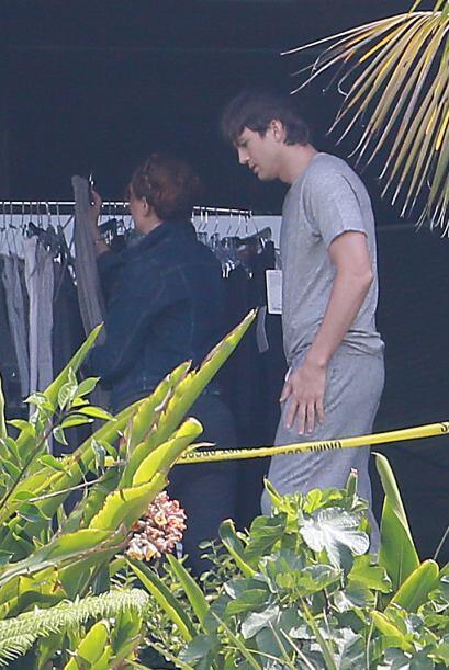Ashton Kutcher sabe que cuidar su cuerpo es importante para su carrera....