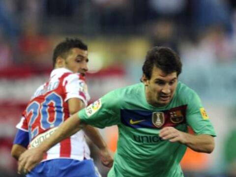 Barcelona y Atlético de Madrid protagonizaron el duelo más...