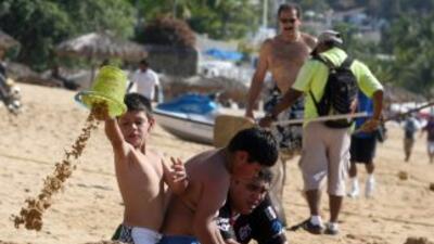 Los turistas mexicanos, ellos gastaron 369 millones de dólares, 1.7% por...
