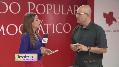 """""""Lo importante es el boicot"""", afirma el presidente del Partido Popular D..."""