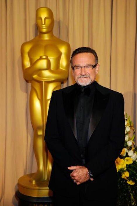 Robin Williams murió a la edad de 63 años.