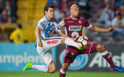 Saprissa no aprovechó su localía y empató sin goles con Pachuca