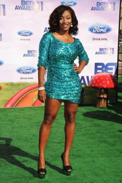 Toccara Jones de Dayton es actriz y modelo de talla grande. Otra de las...