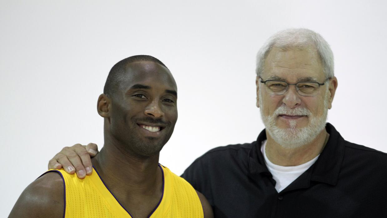 Abrió la puerta a los rumores de que Kobe pueda irse para NY el a...