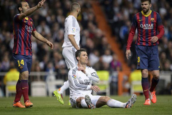 El Barcelona no paraba de reclamar, pero la decisión estaba tomada.