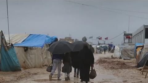 'Watani', la película que narra la amarga realidad de una familia siria...