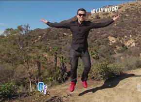 Todo lo que no sabian del famoso letrero de Hollywood