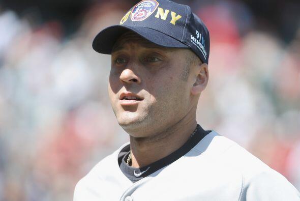 Los Yankees usaron gorras del Departaento de Bomberos de Nueva York.
