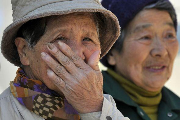 Se estima que la población de Japón envejece más rápido que en otras par...