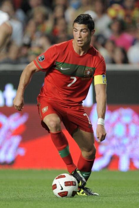 Ronaldo ha acumulado 25 millones de fans en Facebook, más del doble que...