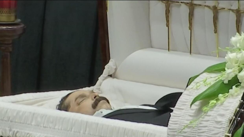 Famosos le dicen adiós a Emilio Navaira
