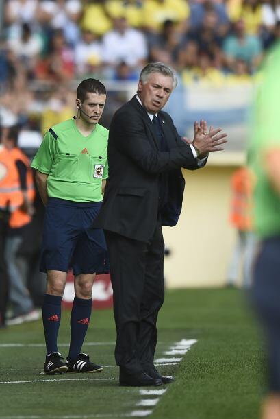 Ancelotti va encontrando la fórmula del nuevo Real Madrid.