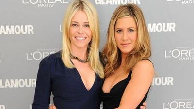 Jennifer Aniston reveló sus sentimientos por Chelsea Handler.