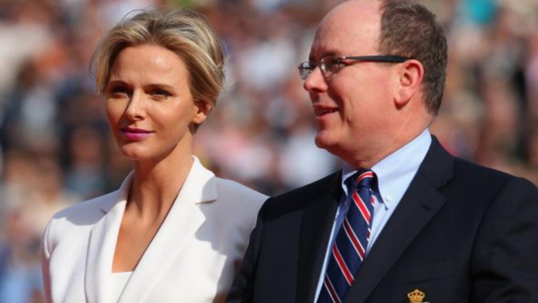 Charlene y Alberto de Mónaco esperan la llegada de su heredero al princi...