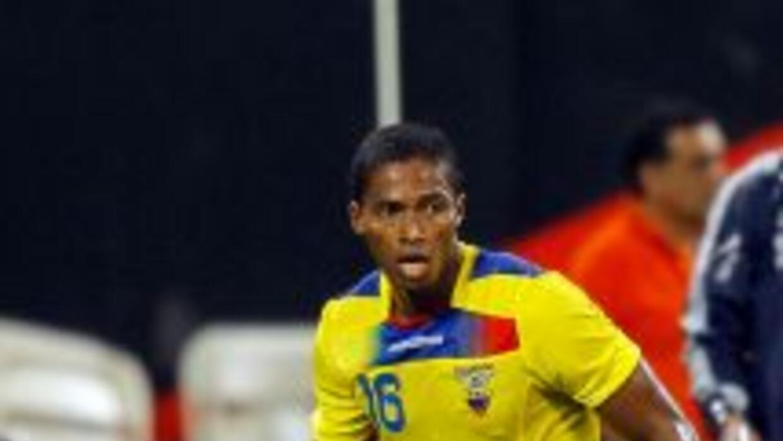 El veterano Antonio valencia regresa a la selección ecuatoriana para el...