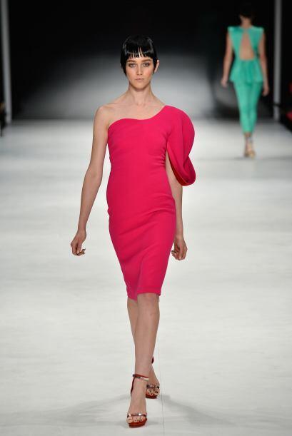Las prendas rosadas marcarán tendencia este verano. No dudes en u...