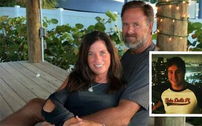 Austin Harrouff asesinó a puñaladas a Michelle Mishcon y J...