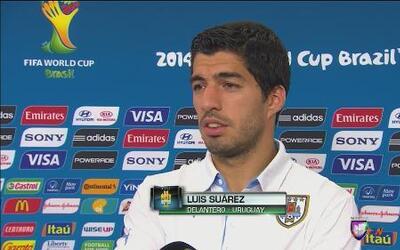 """Luis Suárez: """"Si ganas estas adentro, si pierdes quedas fuera"""""""