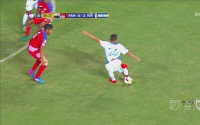 Premundial Sub 20: Álvarez marcó un golazo para el 2-0 de Honduras a Panamá