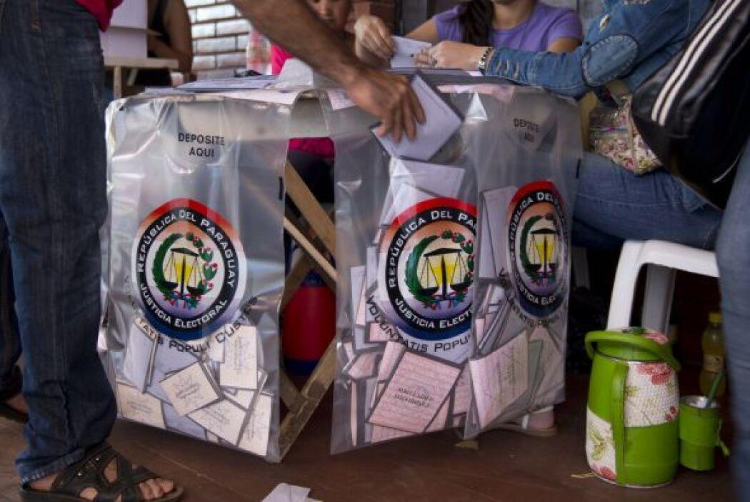 El funcionario confirmó además que los locales de votación serán cerrado...