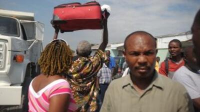 Unos 48 mil refugiados haitianos se inscribieron en el TPS condedido el...